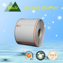 Cash Register and Eftpos Printed Receipt Rolls Sizes 80X80-12mm with Plastic Core Thermal Roll