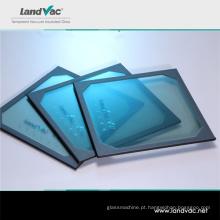 Landvac atacado de vidro temperado de baixo carbono para BIPV
