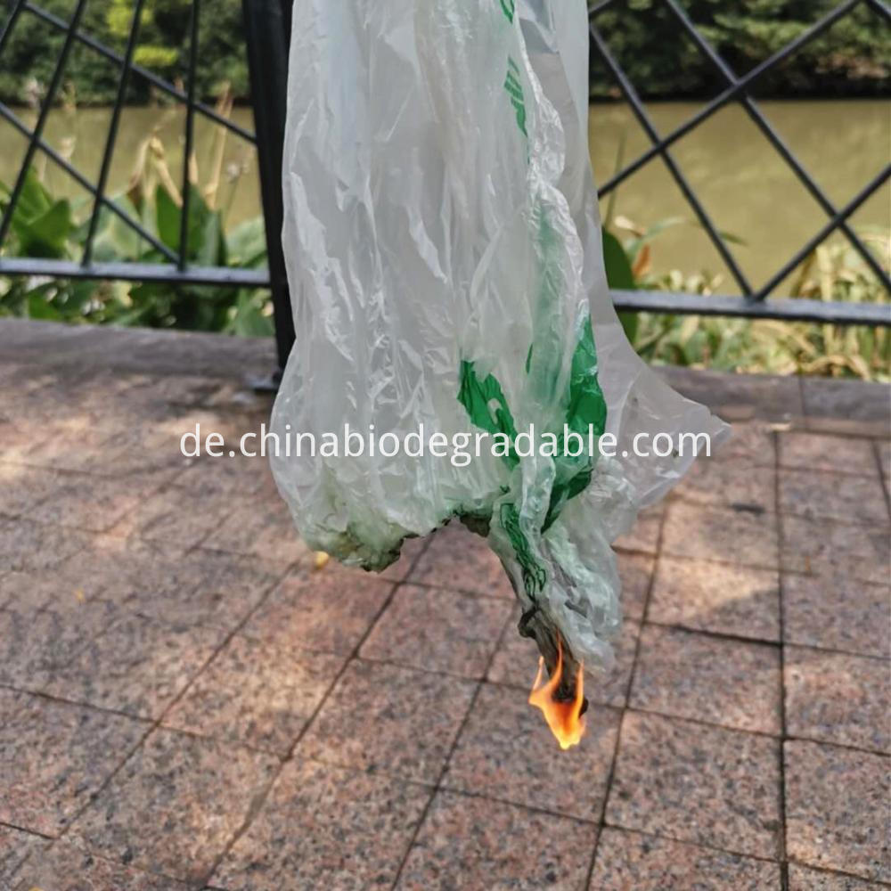 Tear Resistant Eco Friendly Trash Bags