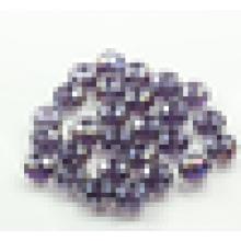 Granos del rondelle de la manera, granos de cristal de la alta calidad de China, granos de cristal del roundel al por mayor
