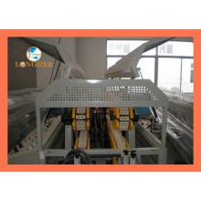 Chaîne de production de double tuyau de PVC