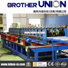 Rolo da bandeja do cabo de Shangdong que dá forma à máquina