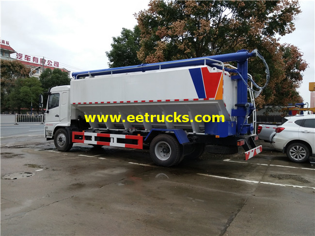 Bulk Powder Tanker Trucks
