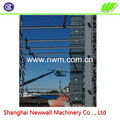 60m cinto tipo Chainboard tipo elevador de canecas para areia