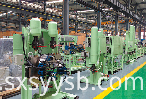 Cold Rolling Hydraulic System