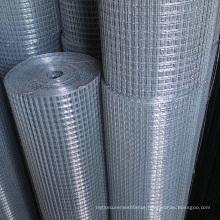 factory supply 10 gauge galvanized welded wire mesh