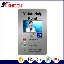 Türtelefon mit LCD-Display Knzd-60 Kntech
