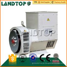 LANDTOP generador de alternador dínamo brushless stamford de tres fases