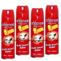 Insecticida caliente del insecto del insecto de la venta Spray Anti repelente del mosquito