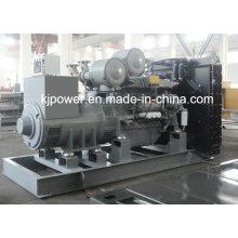 Génératrices Diesel 180kw Propulsé par Perkins Engine