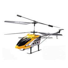 Helicóptero teledirigido del juguete de 2.4G 3.5CH R / C con el giroscopio y el LCD