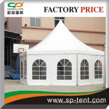 Manul Assembly Hi-peaked frame tent 5mx10m (Side length*Diameter)