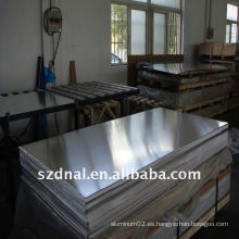 Hoja de aluminio utilizada en aire acondicionado
