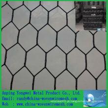 China fábrica Um ping galvanizado arame de arame hexagonal / fio de galinha decorativa (china alibaba)