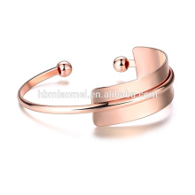 jewelry 2017 latest design Rose gold chain bracelet designs for mens or women