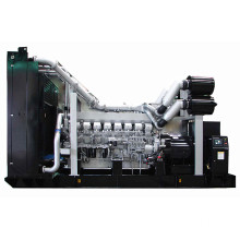 Generator Set Powered by Mitsubishi Engine