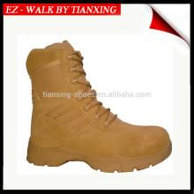 Пустыни замши воинские ботинки с резиновая подошва