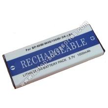 Batería de cámara Kyocera Yashica BP-800S(1000S)
