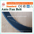 6PK1205 poly pk rubber v belt used in CADILLAC ATS