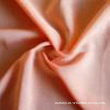 Ткань из окрашенной однотонной тафты для одежды