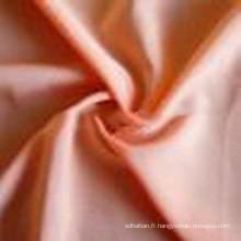 Tissu taffetas teint uni tissé pour vêtement