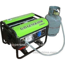 LPG gas genset home use lpg generator