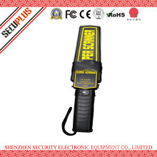 hand held super scanner metal detector for security guard