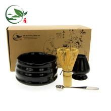Nova combinação mista Matcha Acessórios Gift Conjuntos Matcha Tea Making Kit Set