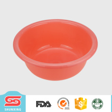 Top quality multifunctional use plastic round baby wash basin for sale