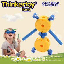 Educational DIY 3D Puzzle Game Toys