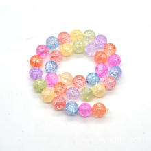 12mm Iridescent Natural Crystal Crack Beads for Accessories and Adornment from China Wholesaler