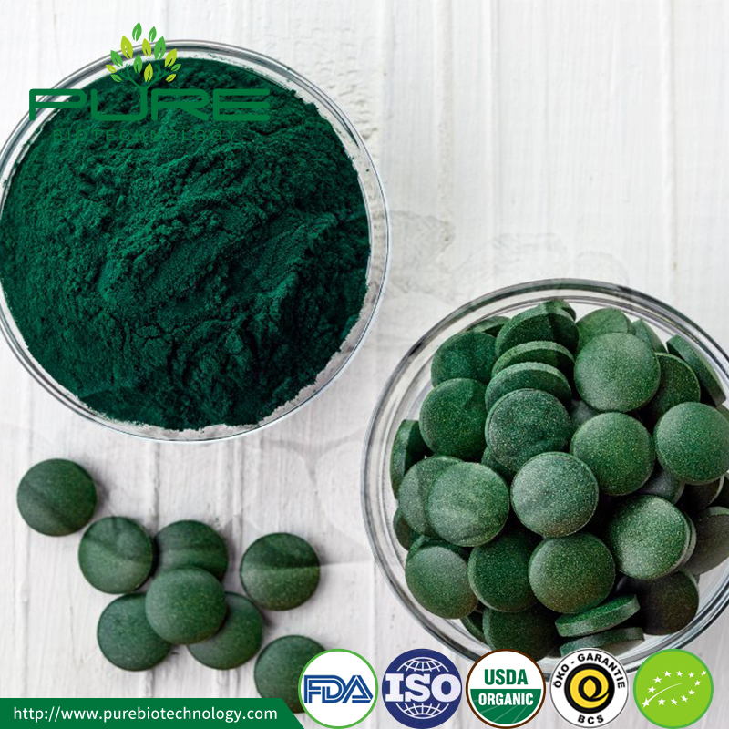 Organic Natural Chlorella Powder2