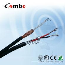 Кабельный коаксиальный RG59 + 2DC для CCTV-камеры / CATV