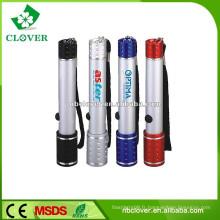 12000-15000MCD 6 lampe torche porte-clés pour promotion