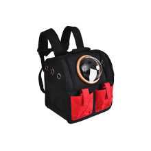 Fashion Breathable Capsule Walking Travel Carrier Bag Pet Dog Cat Backpack