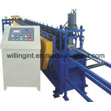Hochgeschwindigkeits-leichte Stahlrahmen-hochautomatische Trockenbau-Bolzen-Rollformmaschine