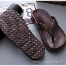 OEM Logo Fashion Soft EVA Man Slippers Flip Flop