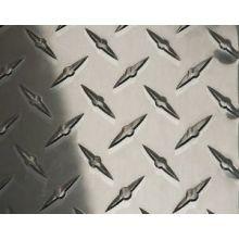 Aluminio Placa de la hélice aleación 3003 Acabado de la hélice temple H224