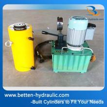 Aluminium Elektrischer Hydraulik-Jack-Hersteller
