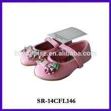 SR-14CFL146 Zapatos de la danza de la muchacha fabricantes china desnuda china de las muchachas estilo chino estilo chino de las muchachas desnudas de China