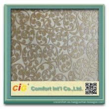 último diseño de tela para cortinas y muebles decorativos cortinas árabes para el hogar