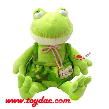Plush Film Frog Toy