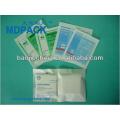 Sachet médical médical de haute qualité en papier / aluminium / plastique