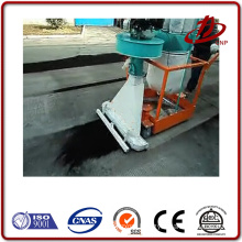 Dust sweeper sampler moving dust collector