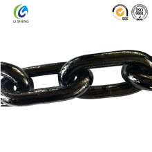 Mooring metal studless anchor chain