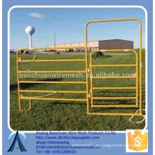 El tubo de acero Mateial GI baja los paneles de ganado