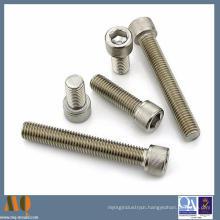Standard Stainless Steel Socket Head Screw