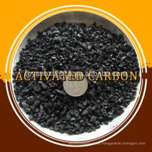Carvão ativado granular lavado com ácido certificado