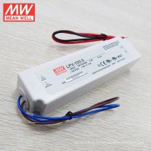 18W a 150W clase 2 corriente constante conductor caja de plástico del conductor UL CE original meanwell lpc 100w tipo LPC-100-1400