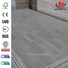 96 in x 48 in x 11/6 in Popular Clean Brazil Oak Finger Joint Panel  Quality Assured
